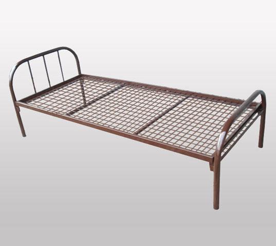 Кровать с сеткой